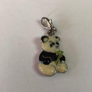 Jewelry - Panda Charm. 1 inch.